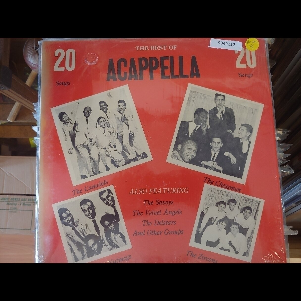 acapella the best of