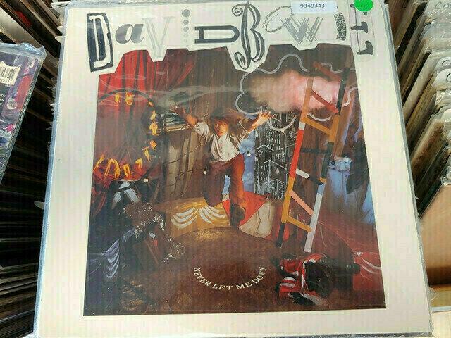 Bowie, David - Never Let Me Down