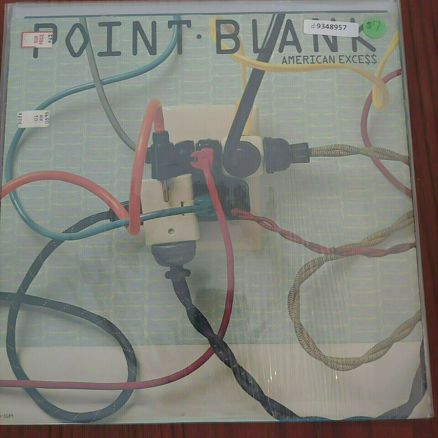 Point Blank (9) - American Exce$$