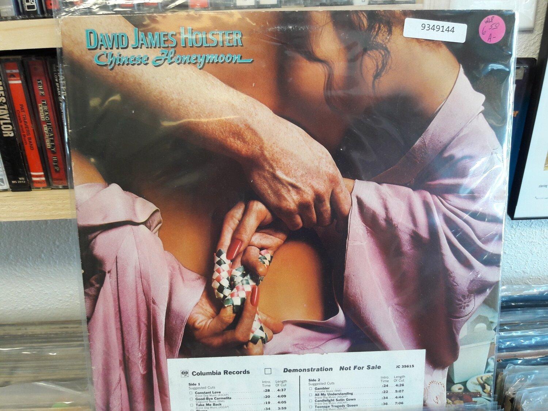 Holster, David James - Chinese Honeymoon
