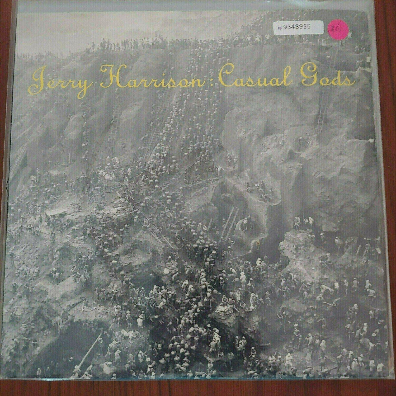 Harrison, Jerry  - Casual Gods