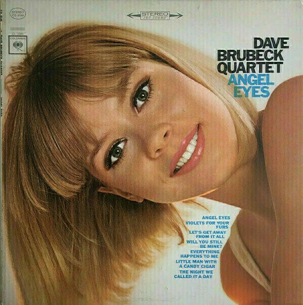 The Dave Brubeck Quartet - Angel Eyes