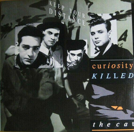Curiosity Killed The Cat - Keep Your Distance