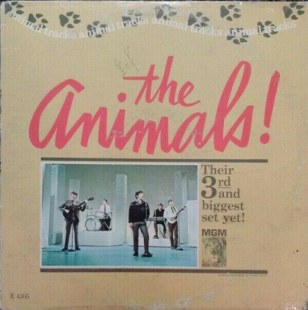 The Animals! - Animal Tracks