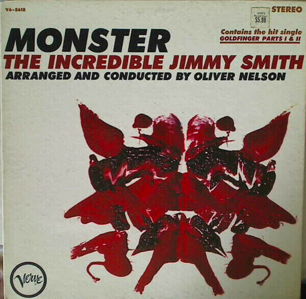 The Incredible Jimmy Smith - Monster
