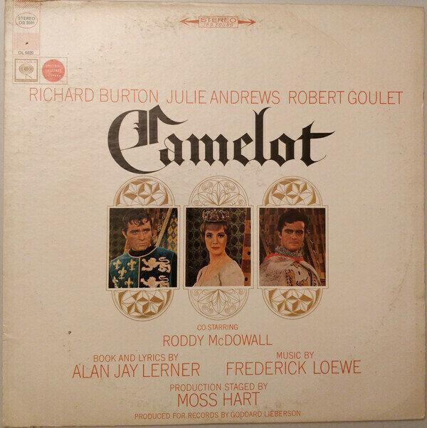 Julie Andrews,�Richard Burton �?��Camelot (Original Broadway Cast)