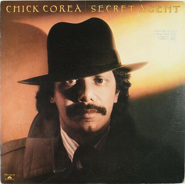 Chick Corea - Secret Agent