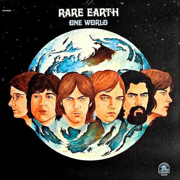 Rare Earth - One World