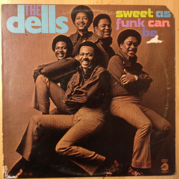 The Dells – Sweet As Funk Can Be