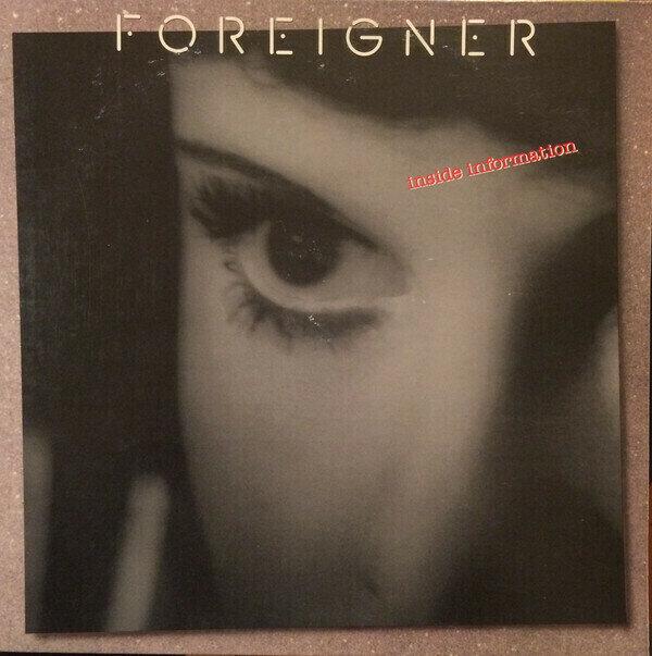 Foreigner – Inside Information