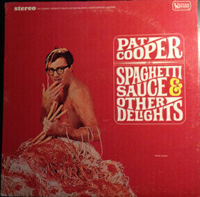 Pat Cooper - Spaghetti Sauce & Other Delights
