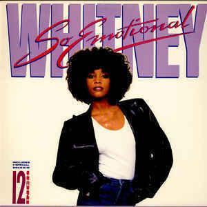 Whitney - So Emotional