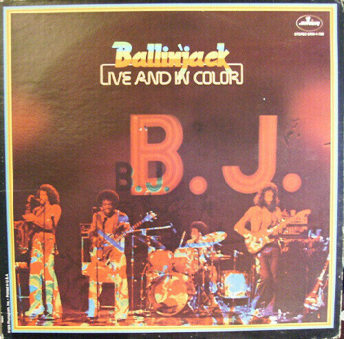 Ballin' Jack - Live And In Color