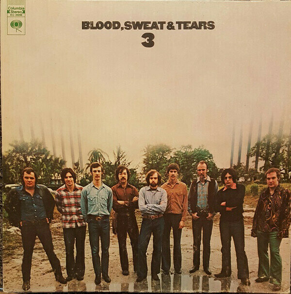 Blood, Sweat & Tears - Blood, Sweat And Tears 3 (UK Pressing)