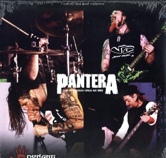PANTERA / LIVE AT DYNAMO OPEN AIR 1998