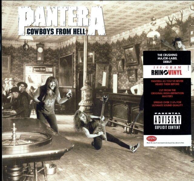 PANTERA / COWBOYS FROM HELL