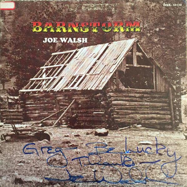 Joe Walsh – Barnstorm