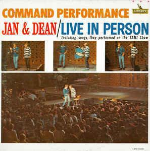 Jan & Dean – Command Performance