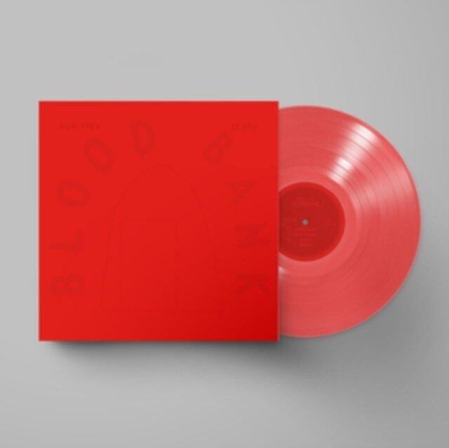 BON IVER / BLOOD BANK EP (10TH ANNIVERSARY EDITION/TRANSLUCENT RED VINYL)