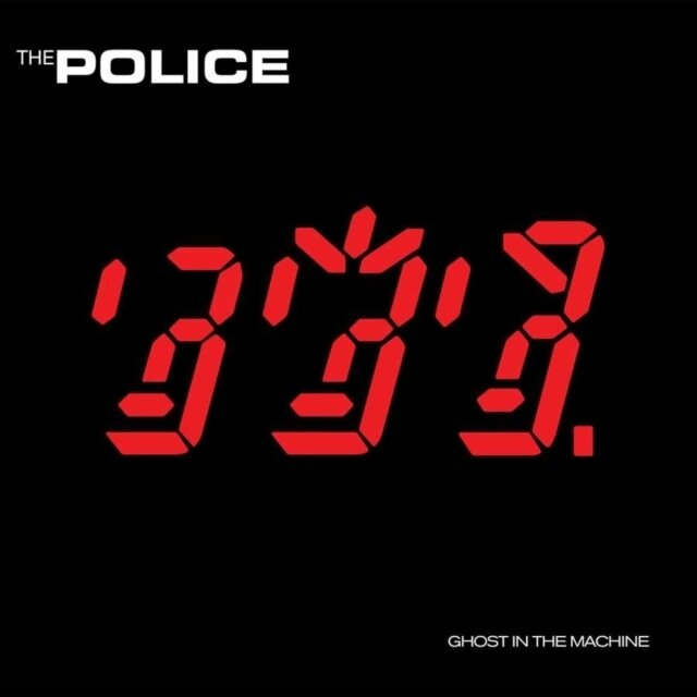 POLICE / GHOST IN THE MACHINE