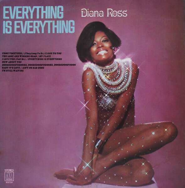 Diana Ross – Everything Is Everything