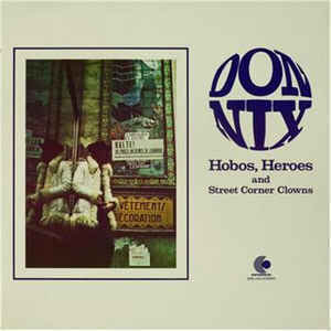 Don Nix – Hobos, Heroes And Street Corner Clowns