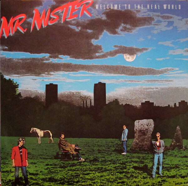 Mr. Mister – Welcome To The Real World