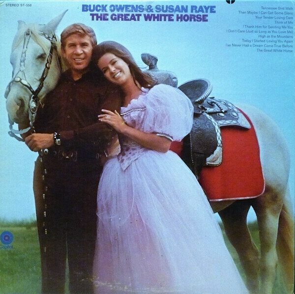 Buck Owens & Susan Raye – The Great White Horse