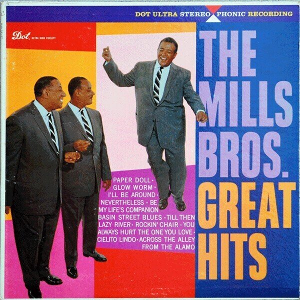 The Mills Brothers – Great Hits