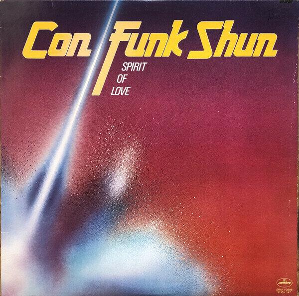 Con Funk Shun – Spirit Of Love