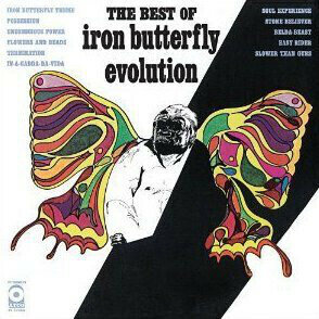 Iron Butterfly – The Best Of Iron Butterfly Evolution