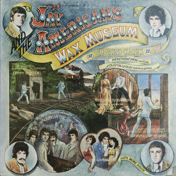 Jay And The Americans – Wax Museum
