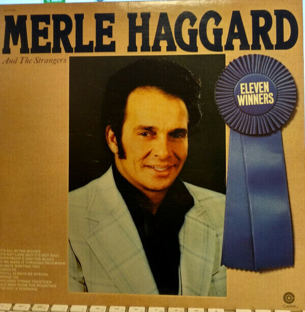 Merle Haggard And The Strangers – Eleven Winners
