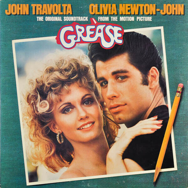 Various – Grease (The Original Soundtrack From The Motion Picture)