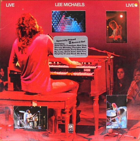 Lee Michaels – Live