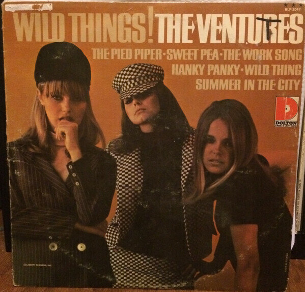 The Ventures – Wild Things!