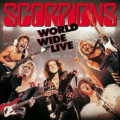 SCORPIONS / WORLD WIDE LIVE: 50TH ANNIVERSARY