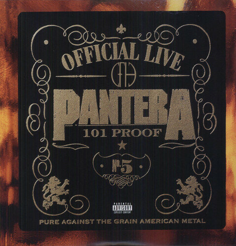 PANTERA / OFFICIAL LIVE