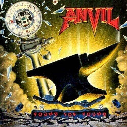 ANVIL / POUND FOR POUND