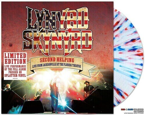 LYNYRD SKYNYRD / SECOND HELPING - LIVE FROM JACKSON AT THE FLORIDA
