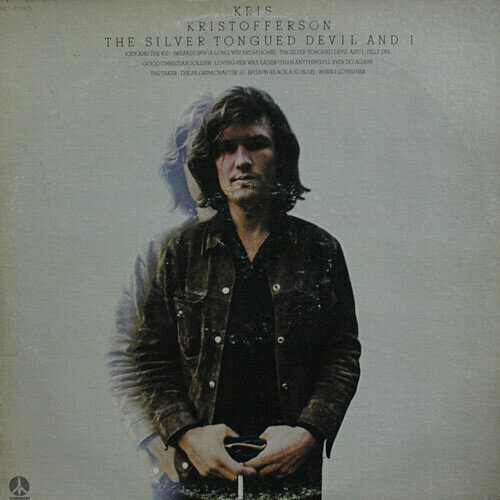 Kris Kristofferson – The Silver Tongued Devil And I