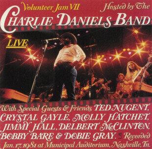 The Charlie Daniels Band – Volunteer Jam VII