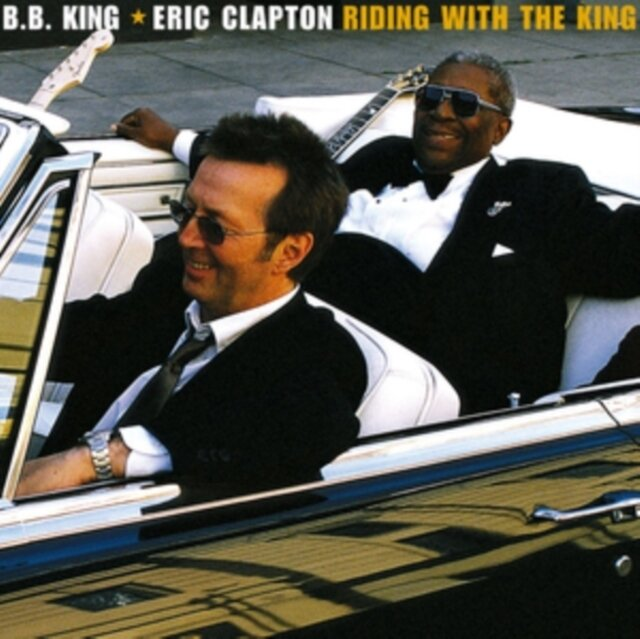 CLAPTON,ERIC / KING,B.B. / RIDING WITH THE KING