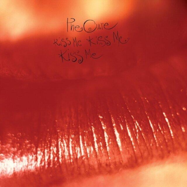 CURE / KISS ME KISS ME KISS ME