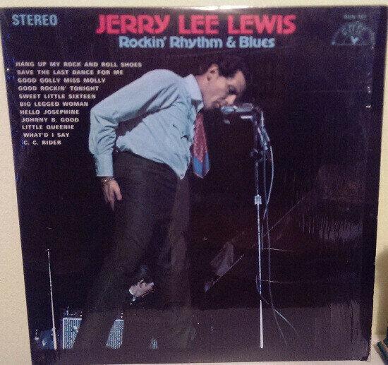 Jerry Lee Lewis – Rockin' Rhythm & Blues