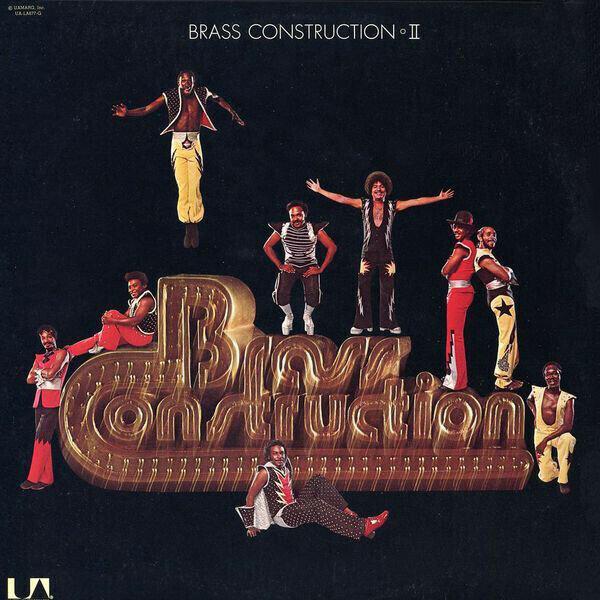Brass Construction – Brass Construction II