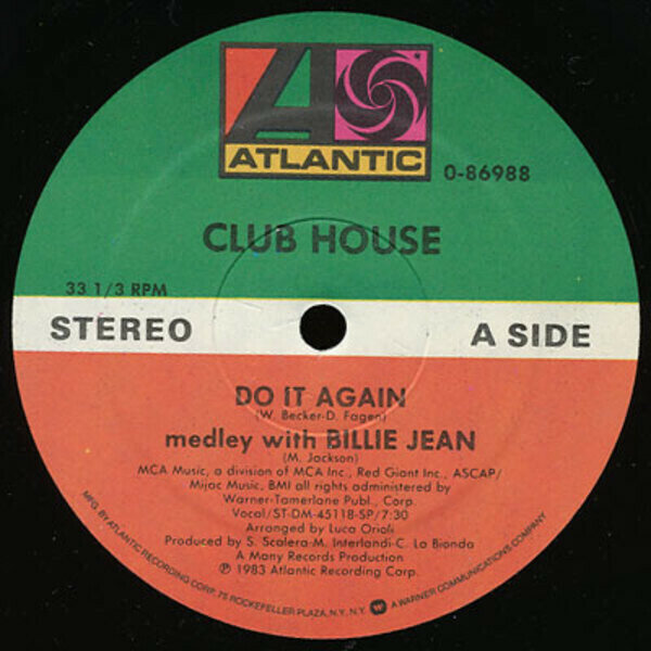 Club House – Do It Again Medley With Billie Jean
