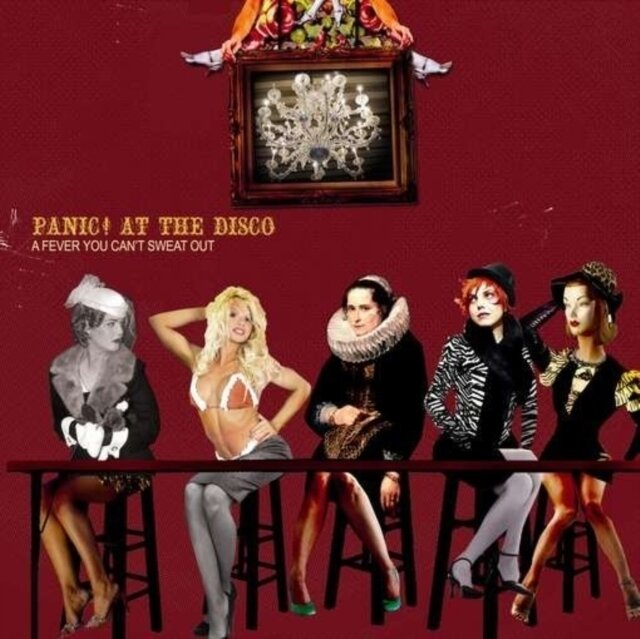 PANIC AT THE DISCO / FEVER YOU CAN'T SWEAT OUT