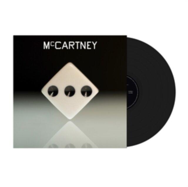 MCCARTNEY,PAUL / MCCARTNEY III (180G/GATEFOLD/PRINTED INNER SLEEVE)