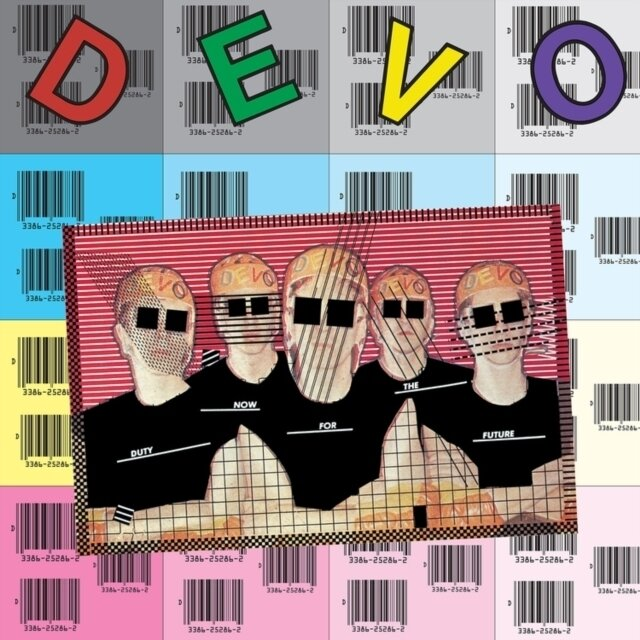 DEVO / DUTY NOW FOR THE FUTURE (140G/COLOR VINYL) (ROCKTOBER)